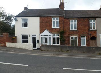 Thumbnail 2 bed terraced house to rent in Church Lane, South Wingfield, Alfreton