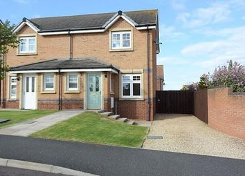 Thumbnail 2 bed semi-detached house to rent in Hallydown Crescent, Eyemouth