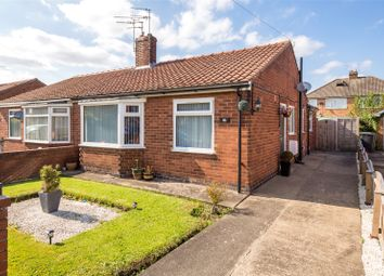 Thumbnail 2 bedroom semi-detached bungalow for sale in Whitethorn Close, York