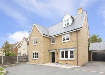 Thumbnail 5 bedroom detached house for sale in Belgrave Place, Springfield, Essex