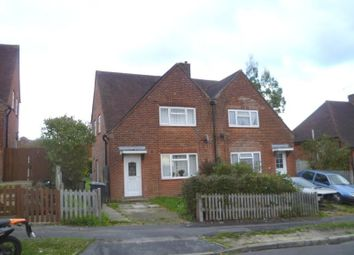 Thumbnail 3 bed semi-detached house to rent in Battery Hill, Winchester