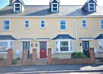 Thumbnail 3 bedroom terraced house to rent in Court Lane, Seaton