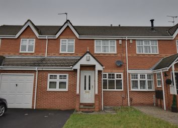 Thumbnail 3 bed terraced house for sale in Seaham Close, South Shields, Tyne And Wear