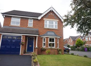 Thumbnail 4 bed detached house for sale in Isleham Close, Liverpool