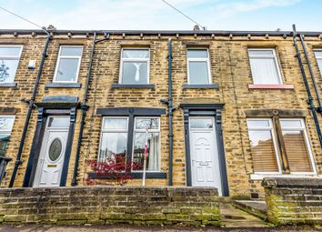 Thumbnail 3 bed terraced house for sale in Spring Hall Lane, Pellon, Halifax