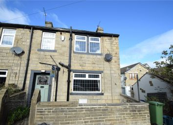 Thumbnail 2 bed end terrace house to rent in Long Lane, Harden, Bingley, West Yorkshire