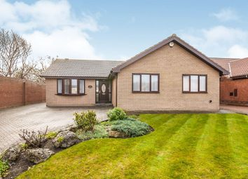 Thumbnail 3 bed detached bungalow for sale in Cliffe Court, Hartlepool