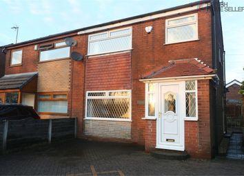 Thumbnail 3 bed semi-detached house for sale in Turf Lane, Royton, Oldham, Lancashire