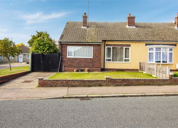 Thumbnail 2 bed semi-detached bungalow for sale in Seaview Road, Brightlingsea, Colchester, Essex