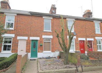 2 bed terraced house to rent in Manor Road, Colchester, Essex CO3