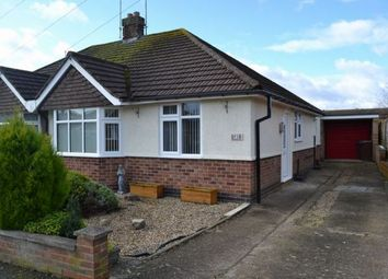 Thumbnail 2 bedroom semi-detached bungalow for sale in Spinney Way, Parklands, Northampton