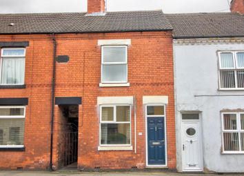 Thumbnail 3 bed terraced house for sale in Belvoir Road, Coalville