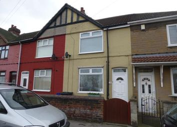 Thumbnail 2 bed terraced house for sale in Queens Crescent, Edlington, Doncaster