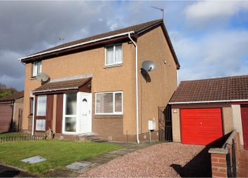 Thumbnail 2 bed semi-detached house for sale in Skibo Place, Kirkcaldy