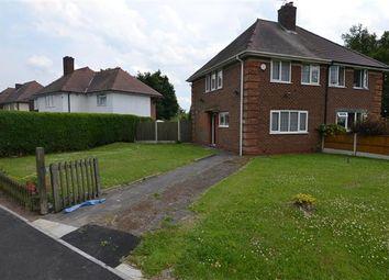 Thumbnail 2 bedroom semi-detached house for sale in Rough Road, Kingstanding, Birmingham
