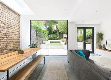 Thumbnail 3 bed flat for sale in Leamington Road Villas, London