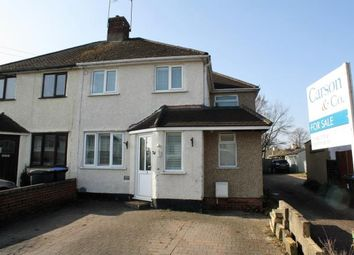 Thumbnail 3 bed semi-detached house for sale in Woking, Surrey