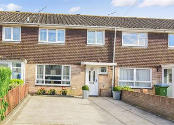 Thumbnail 3 bed terraced house for sale in Giles Close, Yapton, Arundel, West Sussex