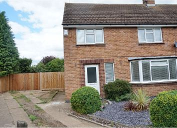 Thumbnail 3 bed semi-detached house for sale in Coneygree, Hardingstone