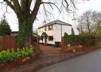 Thumbnail 4 bed detached house for sale in Farmbridge End, Good Easter, Chelmsford, Essex