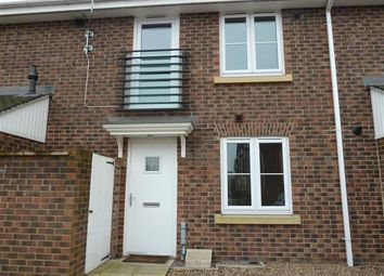 Thumbnail 1 bed town house to rent in Bolling Mews, Castleford