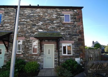 Thumbnail 2 bed end terrace house to rent in Copper Rigg, Broughton In Furness