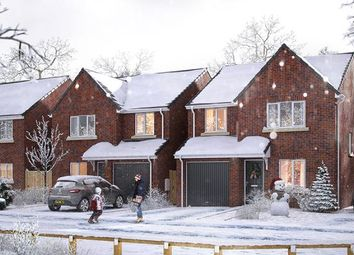 """Thumbnail 4 bed property for sale in """"The Rowingham At Aurora"""" at Flass Lane, Castleford"""