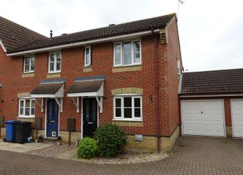Thumbnail 3 bed end terrace house for sale in Grayling Road, Pinewood, Ipswich
