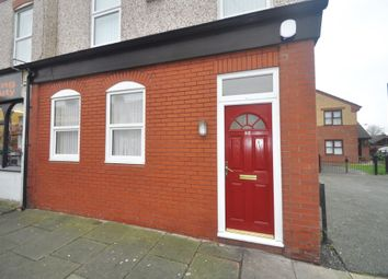 Thumbnail 1 bedroom flat to rent in St. Pauls Road, Wallasey