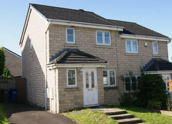 Thumbnail 3 bed semi-detached house for sale in Priory Chase, Nelson, Lancashire