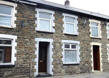 Thumbnail 3 bedroom terraced house for sale in Clydach Road, Tonypandy