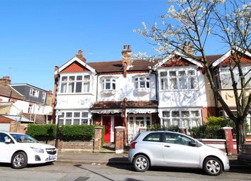 Thumbnail 2 bed maisonette to rent in Beverstone Road, London