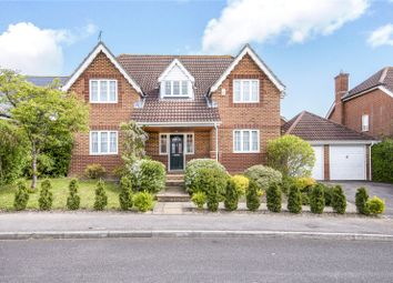 Thumbnail 6 bed detached house for sale in Lapwing Rise, Whitchurch, Hampshire