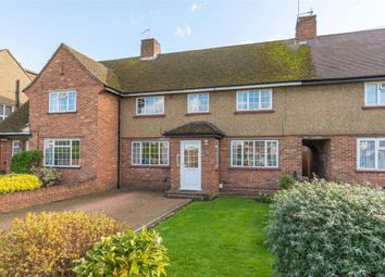 Thumbnail 4 bed terraced house for sale in Molesey Close, Hersham, Walton-On-Thames