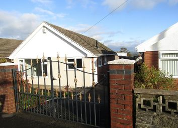 Thumbnail 3 bed detached bungalow for sale in Heol Y Rhedyn, Morriston, Swansea, City And County Of Swansea.