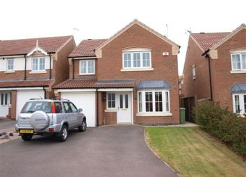 Thumbnail 4 bed detached house to rent in Ganton Way, Grantham