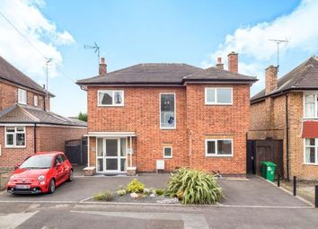 Thumbnail 3 bed detached house for sale in Bramcote Drive, Wollaton, Nottingham, Nottinghamshire
