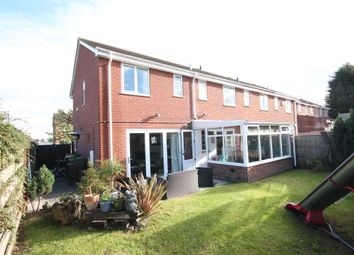 Thumbnail 4 bed end terrace house for sale in Fairfax Croft, Copmanthorpe, York
