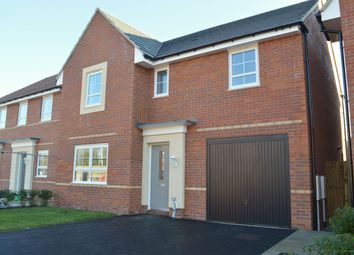 Thumbnail 4 bed detached house to rent in St. Andrews Court, Lyall Close, Blunsdon, Swindon