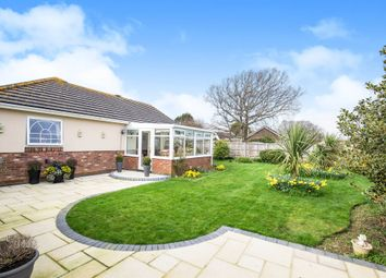 Thumbnail 3 bed detached bungalow for sale in Pryors Lane, Aldwick, Bognor Regis