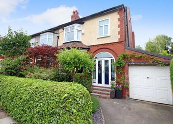 Thumbnail 4 bed semi-detached house for sale in Beech Avenue, Gatley