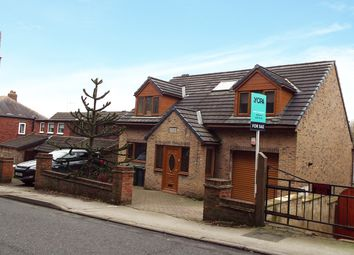 Thumbnail 4 bed detached house for sale in Swinnow Lane, Bramley, Leeds