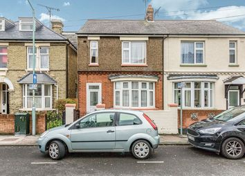 Thumbnail 3 bed terraced house for sale in A Livingstone Road, Gillingham