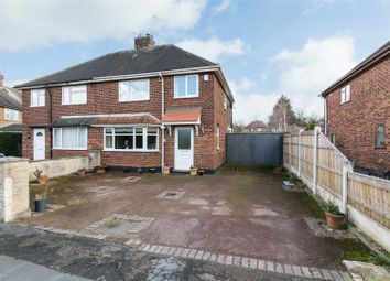 Thumbnail 3 bed semi-detached house for sale in Packman Drive, Ruddington, Ruddington