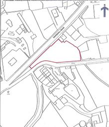 Thumbnail Land for sale in One Acre Roadside Site, Whitehall Road, Drighlington