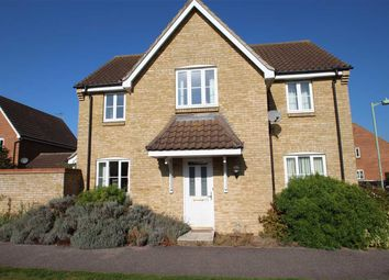 Thumbnail 4 bed detached house for sale in Wilkinson Drive, Grange Farm, Kesgrave, Ipswich