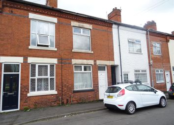 Thumbnail 3 bed terraced house for sale in Albert Road, Coalville, Leicestershire
