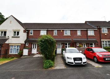 Thumbnail 2 bed terraced house to rent in Britannia Close, Redditch