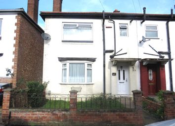 Thumbnail End terrace house for sale in Summerfield Road, Luton