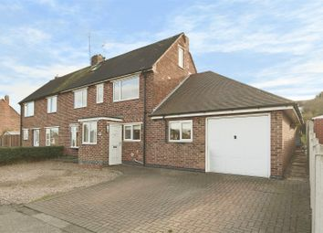 Thumbnail 5 bed semi-detached house for sale in Campbell Drive, Carlton, Nottinghamshire